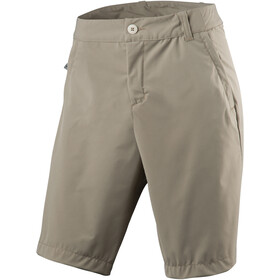 Houdini MTM Thrill Twill Shortsit Naiset, reed beige